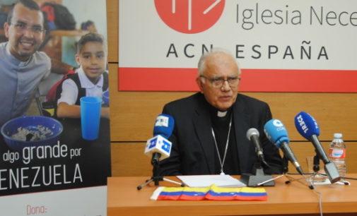 """El Cardenal Porras sobre Venezuela: """"los cambios verdaderos se construyen siempre desde abajo"""