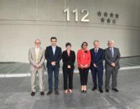 El Centro de Emergencias 112 de la Comunidad de Madrid, modelo de gestión internacional