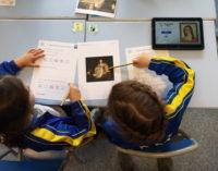 El Colegio Europeo de Madrid utiliza una app para estudiar las emociones de los retratos
