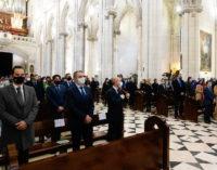 El Gobierno de la Comunidad de Madrid asiste a la Misa mayor en la celebración de la Festividad de La Almudena