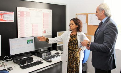 El Hospital Clínico crea salas para monitorizar la actividad clínica y cerebral de niños con epilepsia