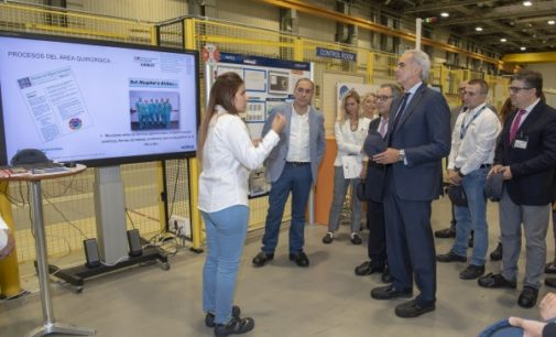 El Hospital de Getafe mejora el rendimiento quirúrgico en colaboración con Airbus