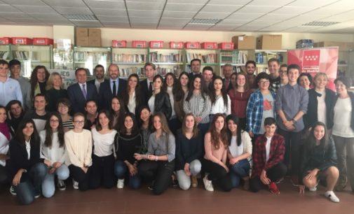 El IES Manuel de Falla de Coslada gana la primera edición del premio Madrid 7R Economía Circular
