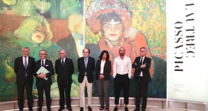 El Museo Thyssen presenta una exposición dedicada a la relación artística entre Picasso y Lautrec