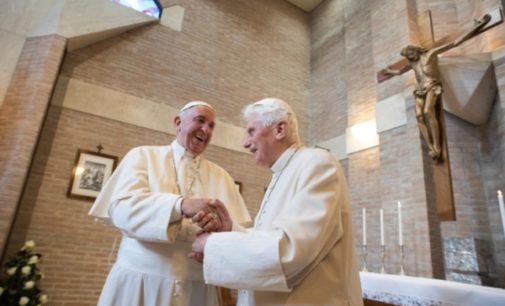 Cuatro años atrás renunció Benedicto XVI. Una decisión excepcional en la historia del papado