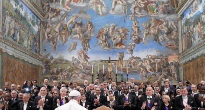 El Papa recuerda que los inmigrantes no son una cifra estadística