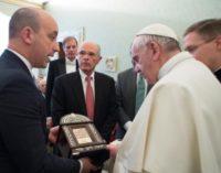 El Papa a la Liga antidifamación: nunca más una iniquidad como la Shoah