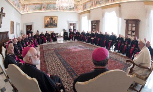 Visita ad limina de los obispos chilenos: el Papa les recibe casi tres horas en el Vaticano