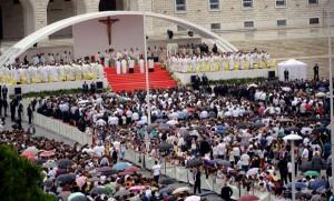 El Papa en Albania 3