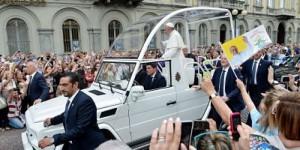 El Papa en Quito 1