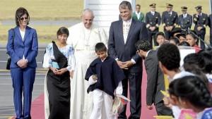 El Papa en Quito 3