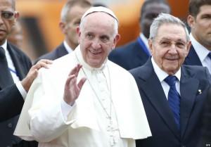 El Papa en la HABANA 2