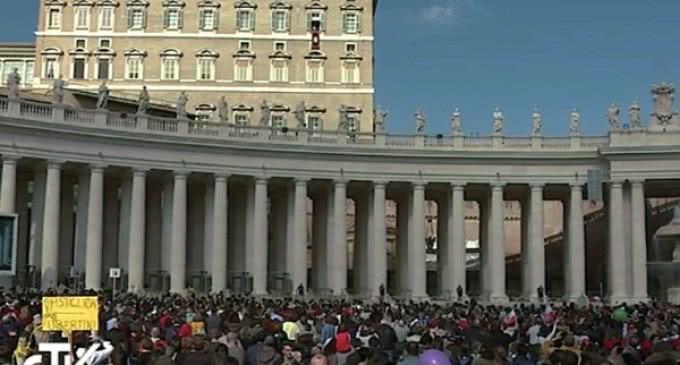 Cientos de personas necesitadas fueron atendidas durante el Jubileo de los enfermos