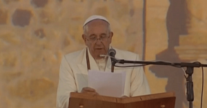 El Papa llega a Bolivia 4. jpg