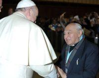 Perú: Francisco felicita a Gustavo Gutiérrez su 90 cumpleaños