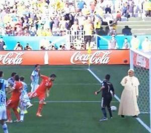 El Papa salva a Argentina B