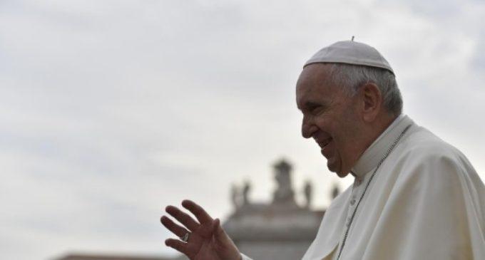 El Papa señala la doble dimensión espiritual y cultural del agua