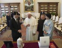 El Papa viajará a Japón y a Tailandia del 19 al 26 de noviembre
