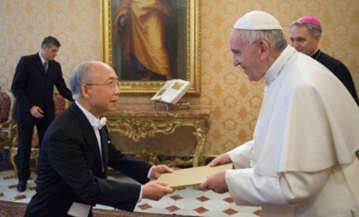 """Corea: Exposición en el Vaticano """"Como en el Cielo así en la Tierra"""""""
