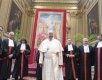 El Papa: Por una lucha más eficaz contra los delitos financieros