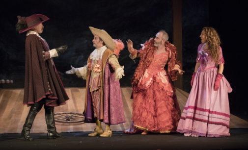 El Real Coliseo de Carlos III propone un ciclo de teatro clásico en su programación de agosto