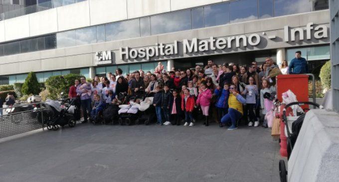 El Servicio de Neonatología de La Paz recibe el Patuco de Honor por su implicación con los pacientes y sus familias