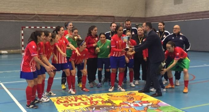 El Trofeo Comunidad de Madrid de Fútbol Sala Femenino llega a su 15 edición