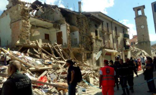 El Vaticano envía socorristas a la zona del terremoto en Italia