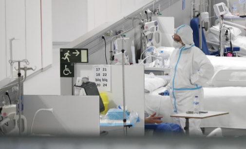 El Hospital público Enfermera Isabel Zendal abre su pabellón 1 con 384 camas de capacidad para pacientes COVID-19