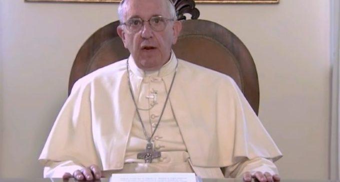 El Papa advierte que el aislamiento es caldo de cultivo para el miedo y la desconfianza