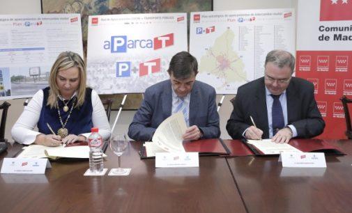 El aparcamiento de Ciudad Universitaria será el primero en unirse al Plan APARCA+T de la Comunidad de Madrid