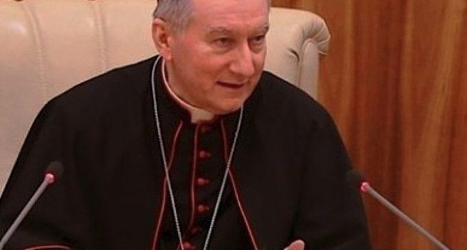 El cardenal Parolin felicita al nuevo presidente de Estados Unidos y asegura oraciones