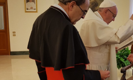 El cardenal francés Phillipe Barbarin entregará su renuncia al Papa