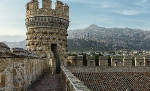 El castillo de Manzanares el Real propone visitas teatralizadas y actividades para todos los públicos