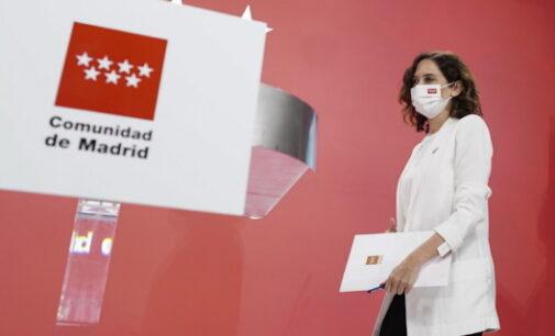 El curso escolar se iniciará en Madrid  con el 85% de alumnos de 12 a 19 años con una dosis de vacuna contra el COVID-19