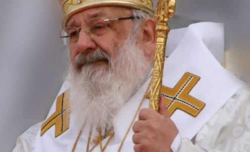 Telegrama del Papa por el fallecimiento del cardenal ucraniano Lubomyr Husar