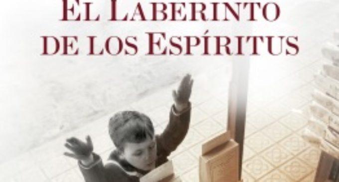 Libros: «El Laberinto de los Espíritus» de Carlos Ruiz Zafón