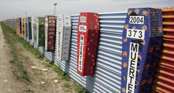 Los obispos de México piden 'respeto al migrante' ante la construcción del muro