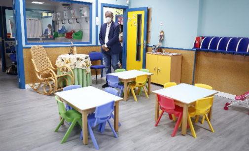 El número de alumnos de Escuelas Infantiles públicas en la Comunidad de Madrid supera por primera vez al de las privadas