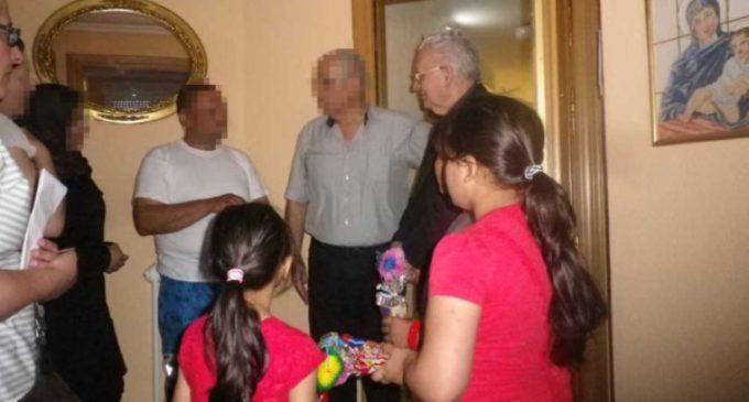 España: Dos familias sirias de refugiados son acogidas por la diócesis de León