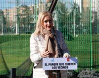 Cifuentes ha presentado el nuevo parque que Canal construirá en los terrenos de las instalaciones de golf de Chamberí