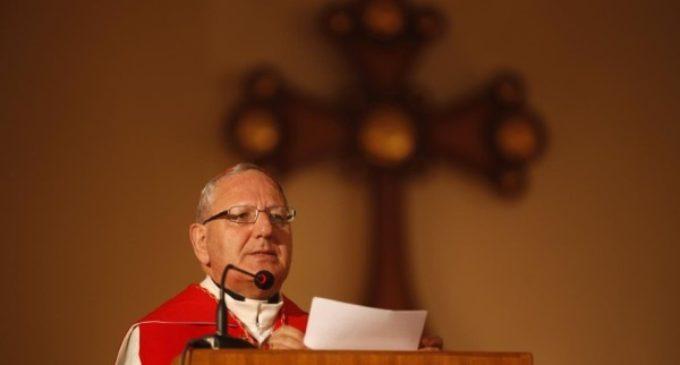 El patriarca caldeo Louis Raphael Sako visita la Llanura de Nínive