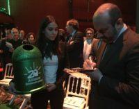 El reciclaje de vidrio en la Comunidad de Madrid aumentó un 6 % en 2017