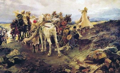 Declaramos BIC la pintura «El suspiro del moro» y un manuscrito de Camilo José Cela