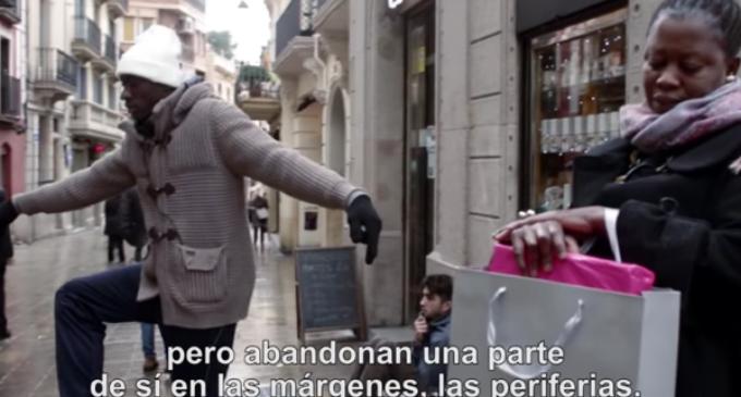 El Papa impulsa un anti mannequin challenge para combatir la indiferencia