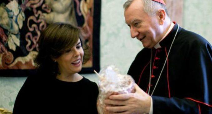 El Vaticano cree que sobre Cataluña deben decidir «todos los españoles»
