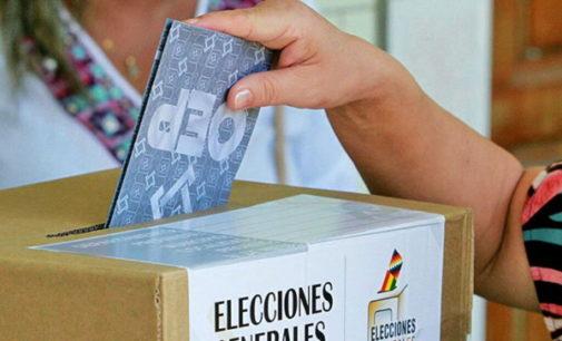 Elecciones en Bolivia: Obispos, Unión Europea y Naciones Unidas piden paz
