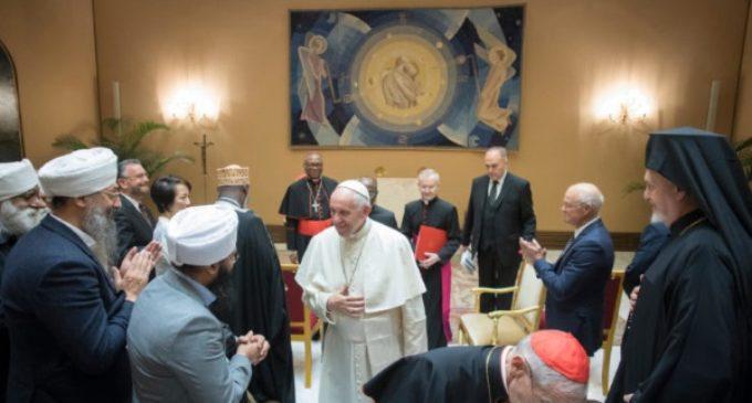 """Religiones por la paz: """"La paz es un don divino y un logro humano"""""""