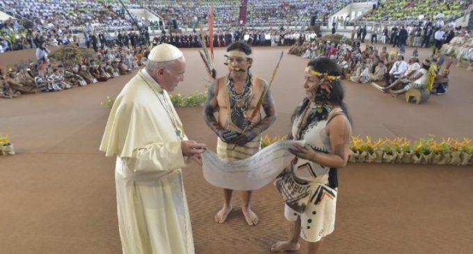 Publicado el 'Instrumentum laboris' para el Sínodo de la Amazonía: Voz, clamor y desafíos