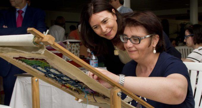 Encuentro de mayores y personas con discapacidad intelectual de la Residencia Nuestra Señora del Carmen